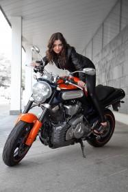 Sally & Bike 2