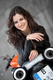 Sally & Bike 4
